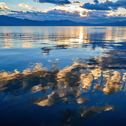 Clouds reflection, Canon EOS 5D MARK IV, Canon EF 24-105mm f/4L IS USM