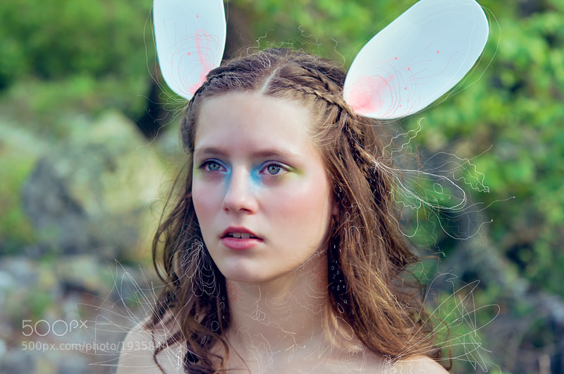 Photograph She's sunny bunny. 4 by Nydia Lilian on 500px