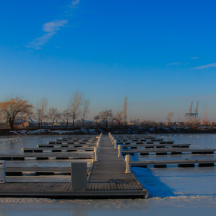 Empty docks.., Canon EOS 70D, Canon EF 75-300mm f/4-5.6 IS USM