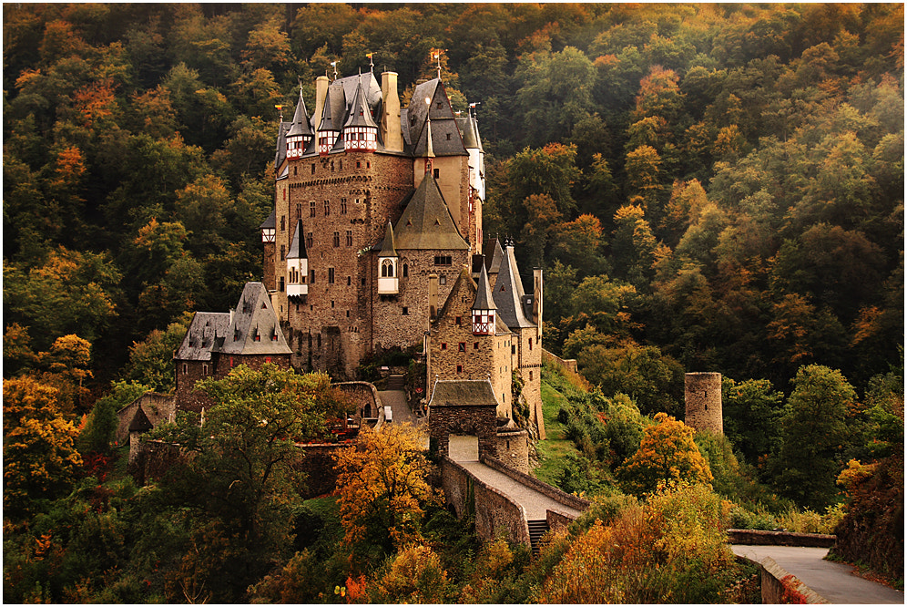 Photograph Eltz Castle by Uwe Müller on 500px