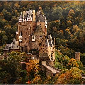 Eltz Castle by Uwe Müller (der-rheinlaender)) on 500px.com