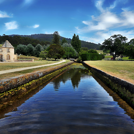 Convict settlement, Port Arthur