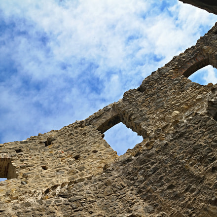 castle wall, Canon EOS M, Canon EF-M 22mm f/2 STM