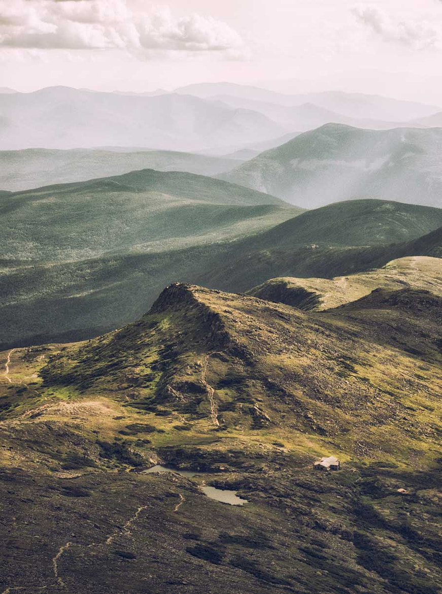 Photograph Mount Washington, NH by numb photo on 500px