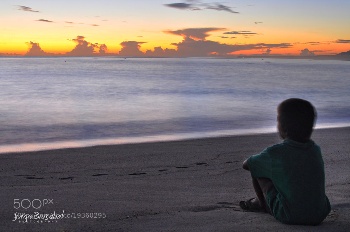 Photograph A Child's Hope by Ange Jorge Bersabal on 500px