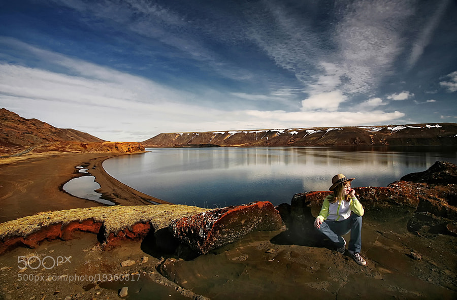 Photograph At the Lake by Þorsteinn H Ingibergsson on 500px