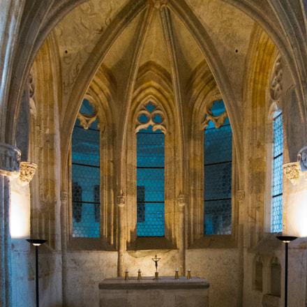 Stift Rein gothic chapel