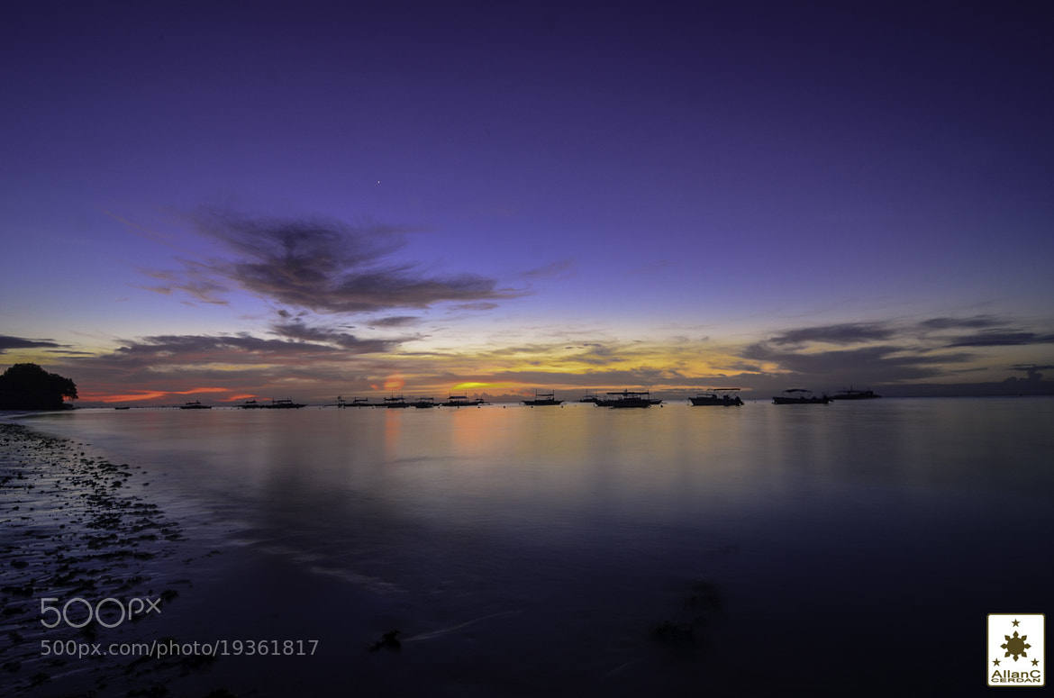 Photograph Panglao Beach, Bohol, Philippines by Allan Cerdan on 500px