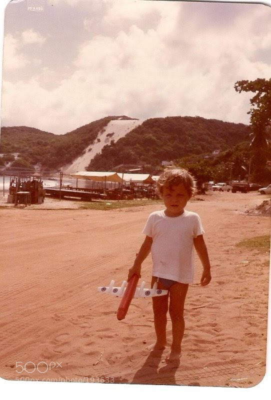 Photograph Morro do careca 1985 by Rafael Bittencourt on 500px