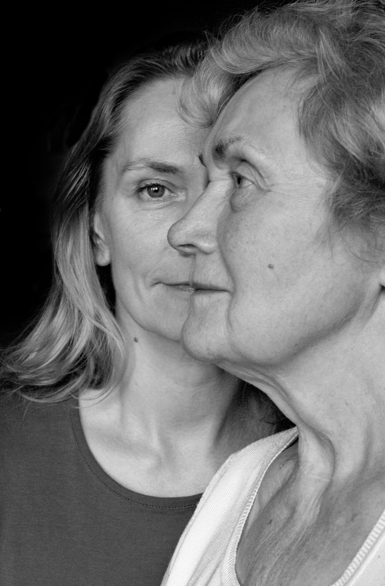 Photograph Mother and dauther 2 by Miglė Kartanaitė on 500px