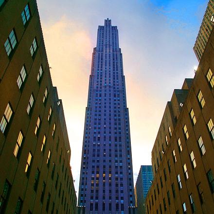 Rockefeller Center Recolor