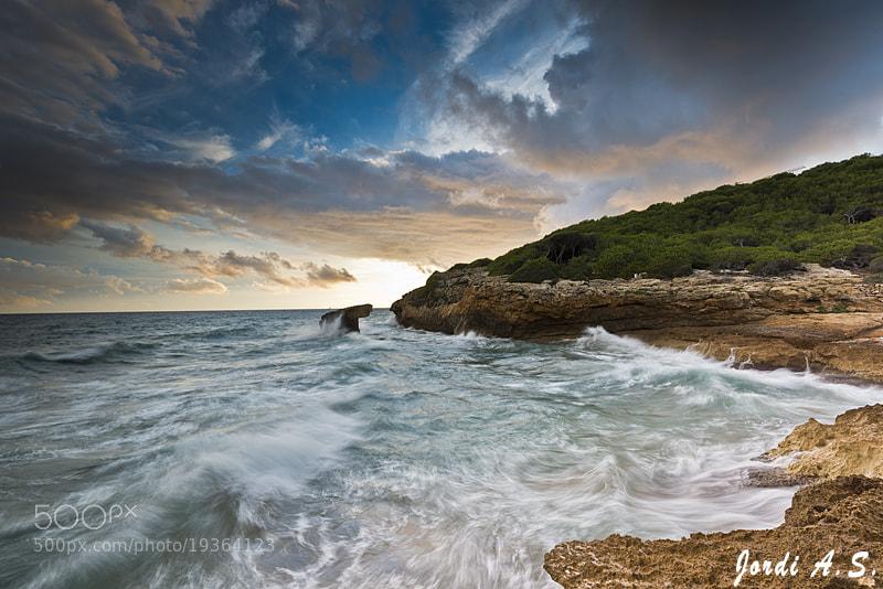 Photograph Mar mogut by Jordi Amela on 500px
