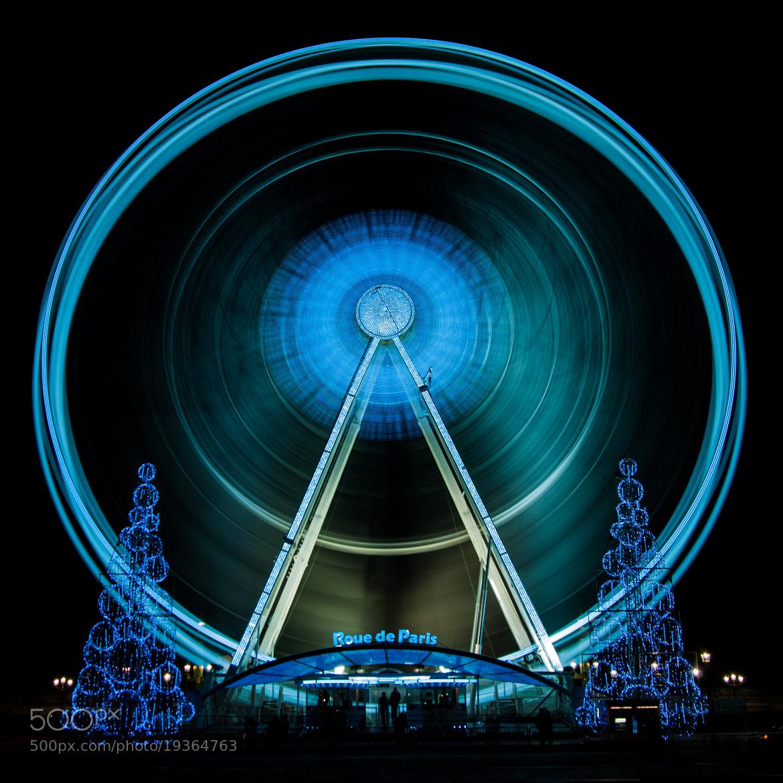 Photograph La roue de Paris #3 by SAUVEBOIS Laurent on 500px