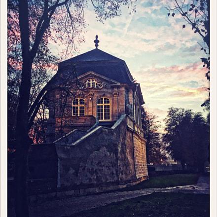 Pavillion Echternach