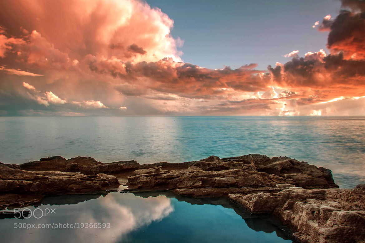 Photograph Reflejos de las nubes by Christian Merk on 500px