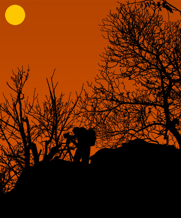 Photograph  Photographer silhouette  by Tomislav Gašparović on 500px