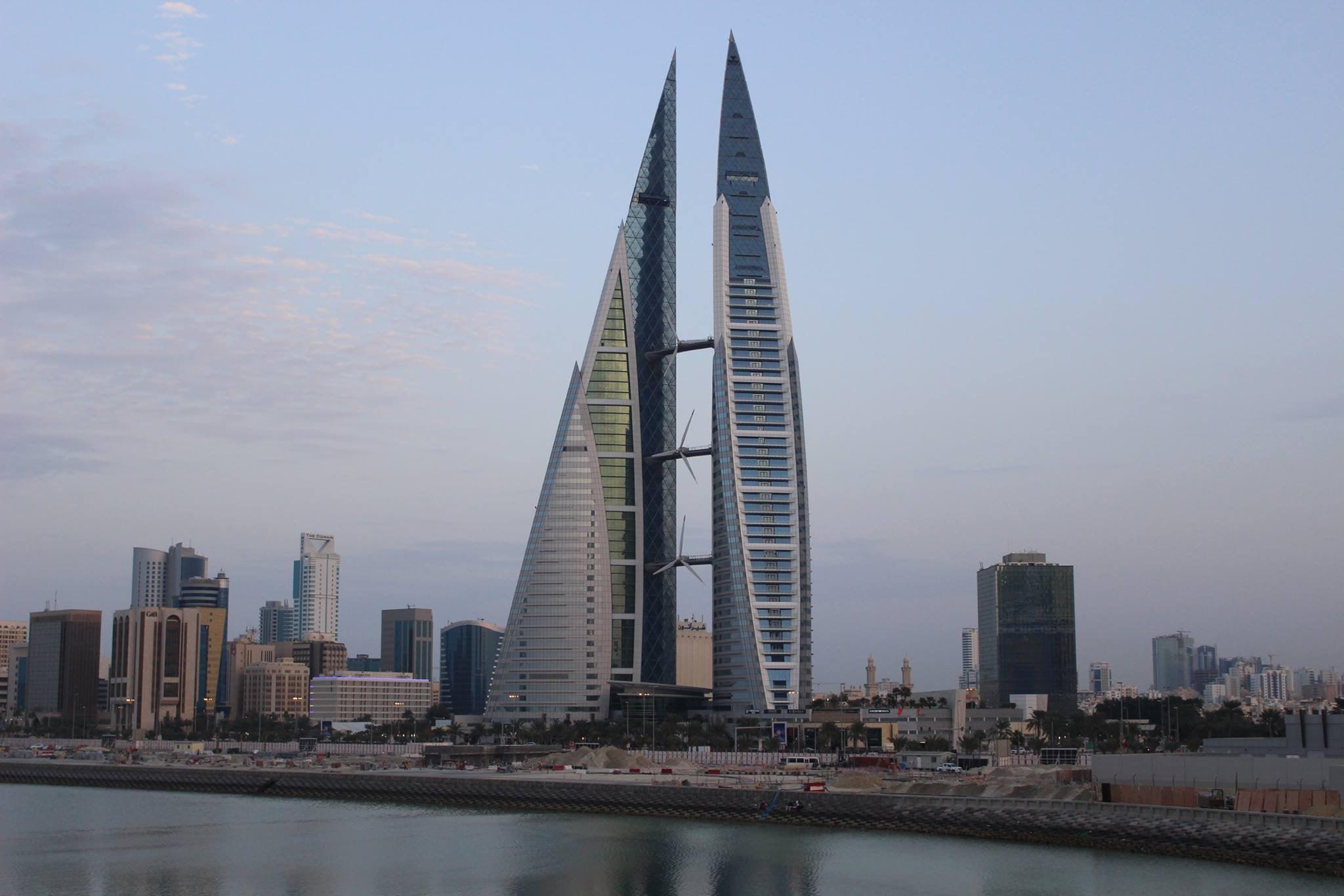 Bahrain sky tower