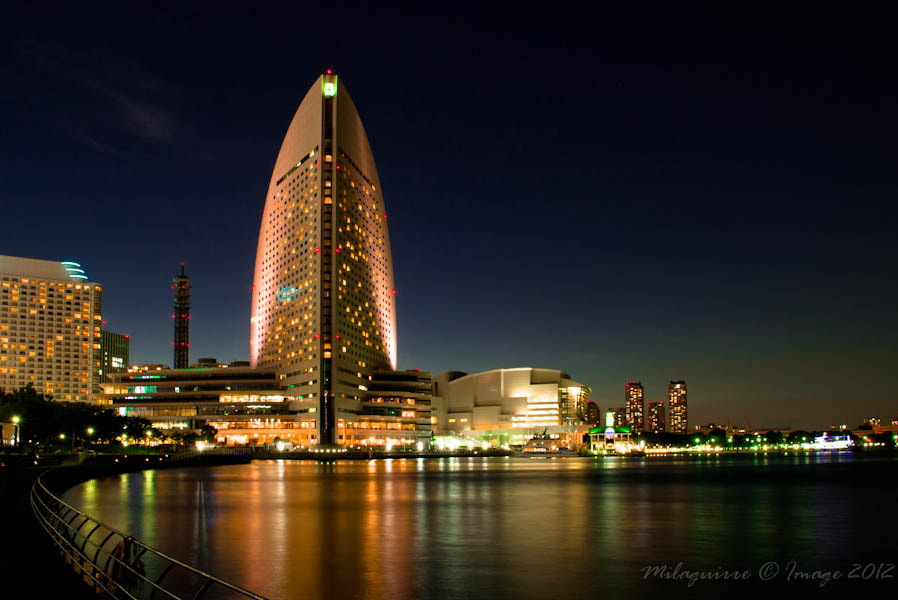 Photograph Minato Mirai by Milagros Aguirre on 500px