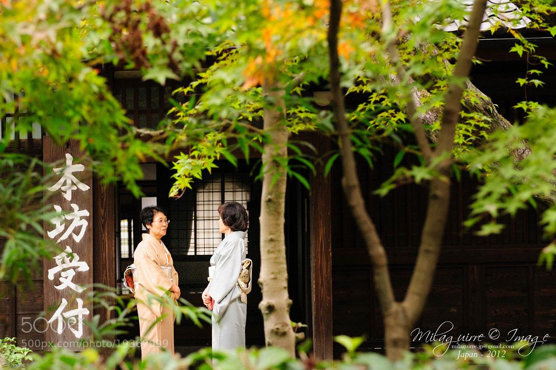 Photograph Heirinji. by Milagros Aguirre on 500px