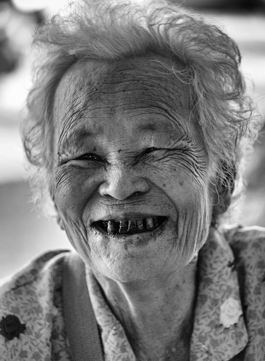 Photograph Still Smiling by Peter Craig on 500px