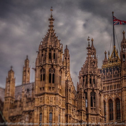 Houses of Parliament, London., Canon EOS 5D MARK II, Canon EF 28-70mm f/3.5-4.5