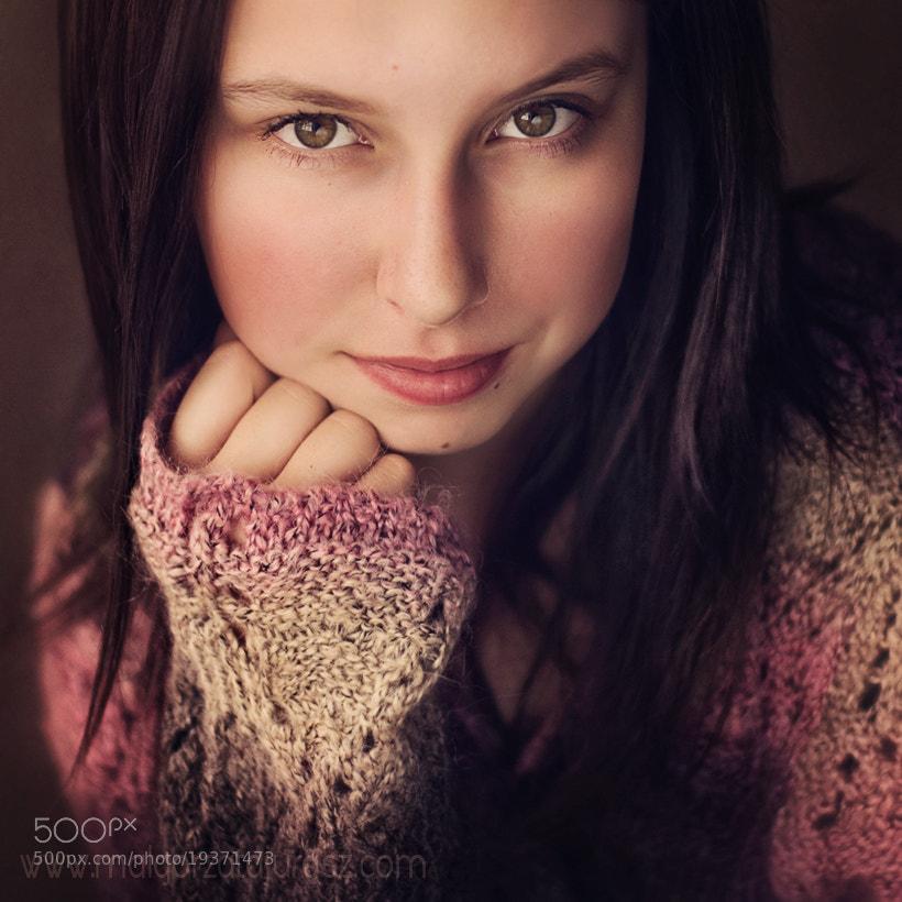 Photograph Alicja by Gosia  Jurasz on 500px