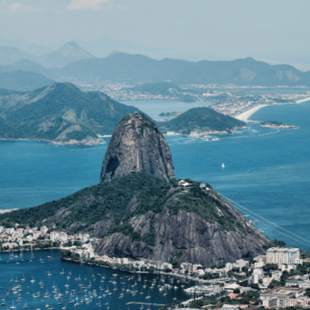 Sugarloaf Mountain, Canon EOS KISS X4, Canon EF 70-300mm f/4-5.6 IS USM