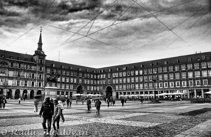 Photograph Plaza Mayor by Radu Moldovan on 500px