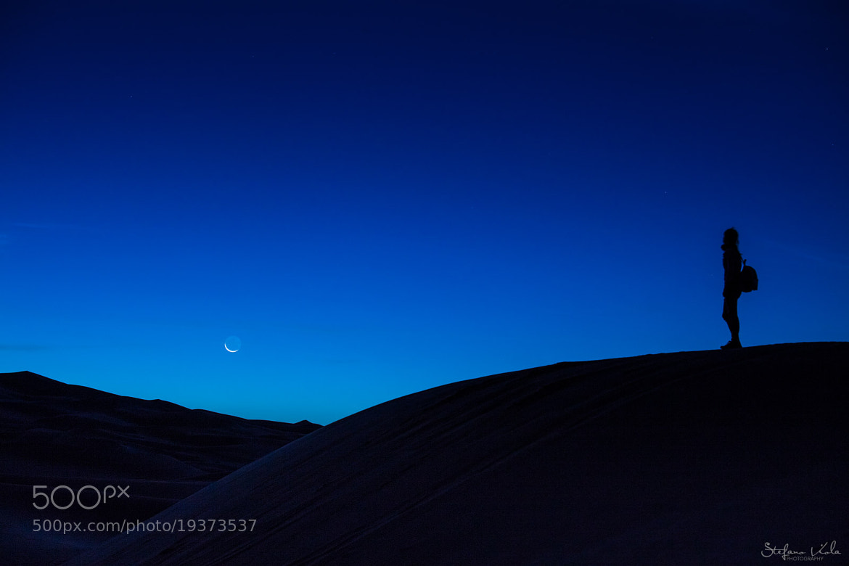 Photograph Sahara nights by Stefano  Viola on 500px