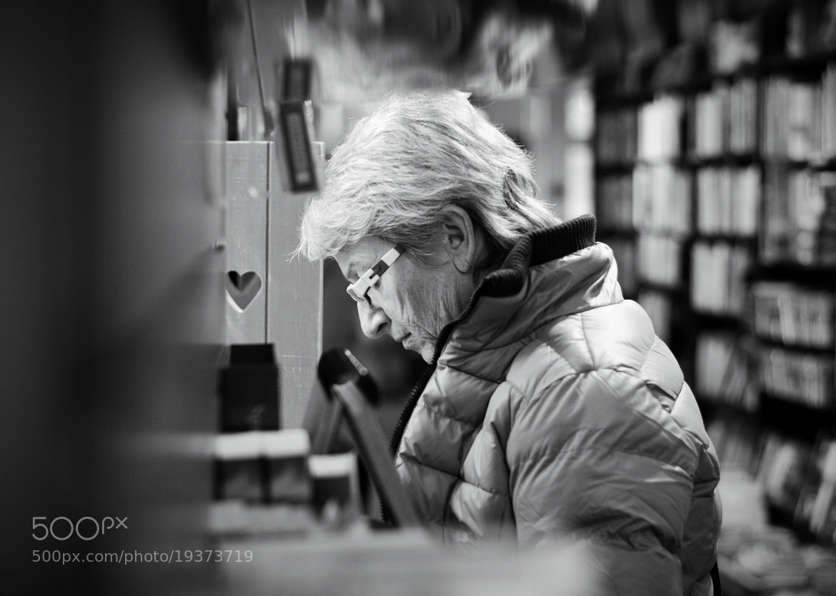 Photograph deep reading by Ines Njers on 500px