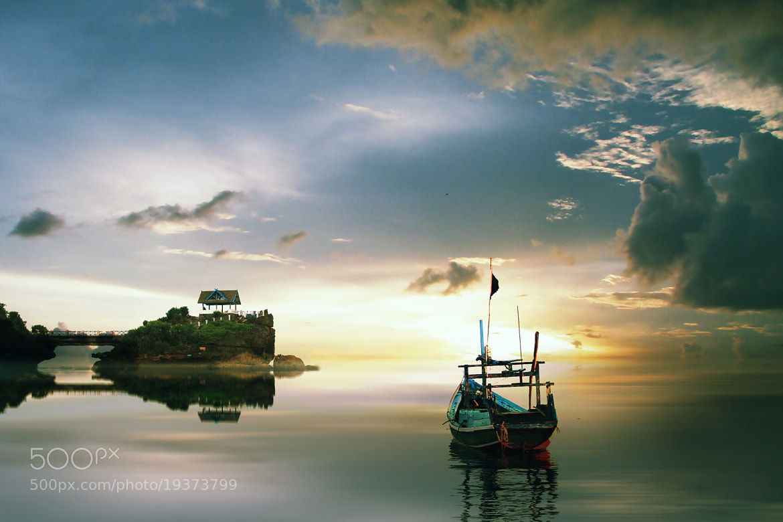 Photograph Kukup Beach by 3 Joko on 500px
