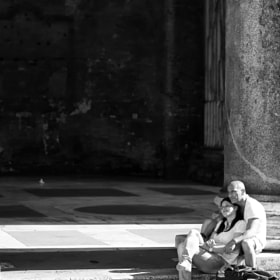 Roman Couple by Thomas J Hunt (ThomasJHunt)) on 500px.com