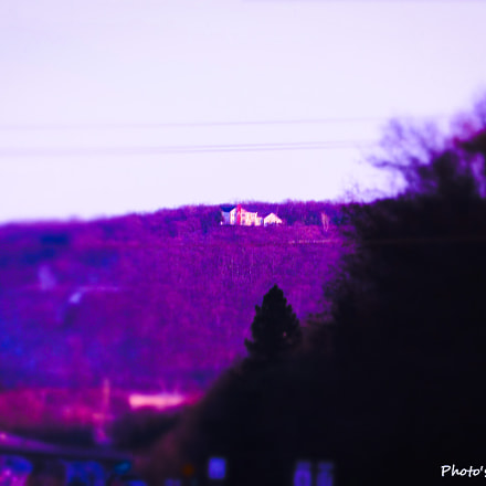House on top of, Canon POWERSHOT SX530 HS