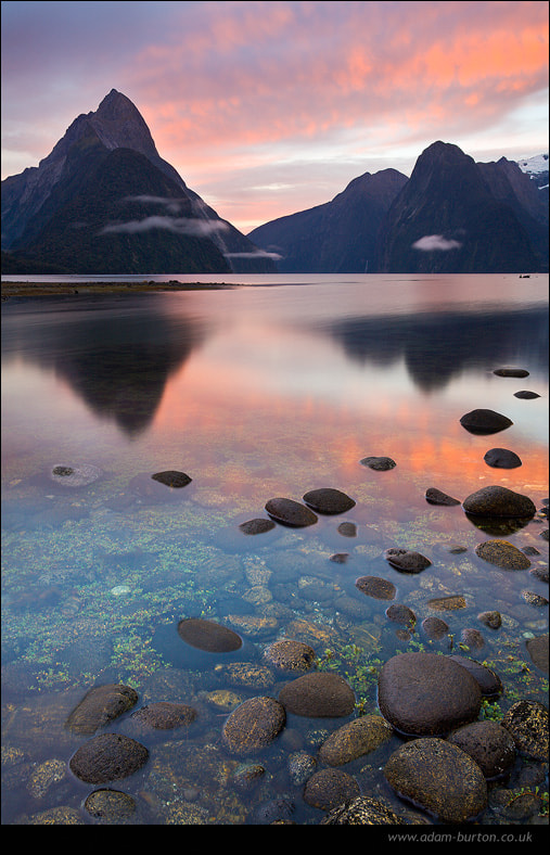 Photograph Milford Mornings by Adam Burton on 500px