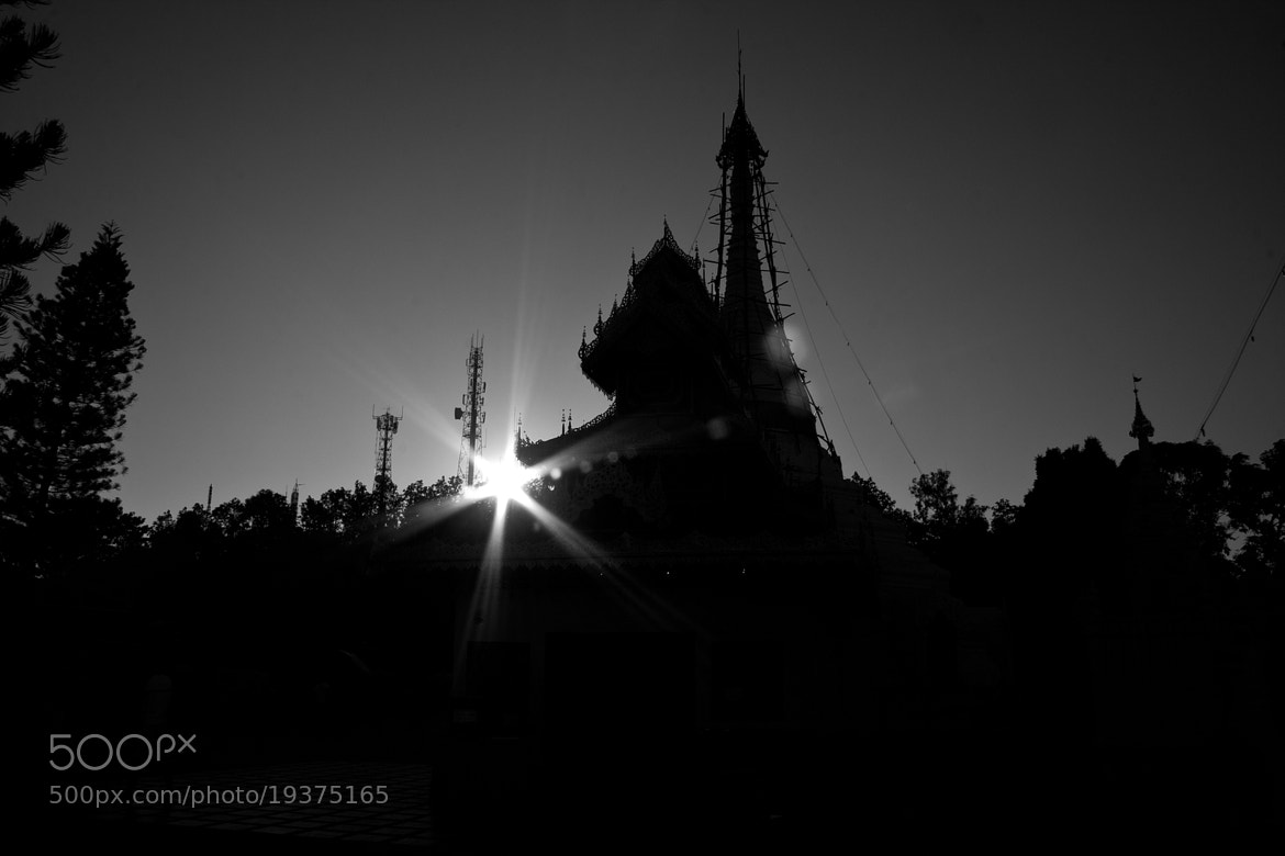 Photograph Phra That Doi Kong Mu Temple by Phumsiam Seansuk on 500px