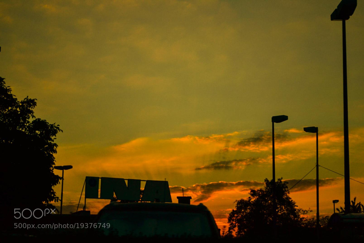 Photograph Sunrise in Zagreb II by LH Padovan on 500px