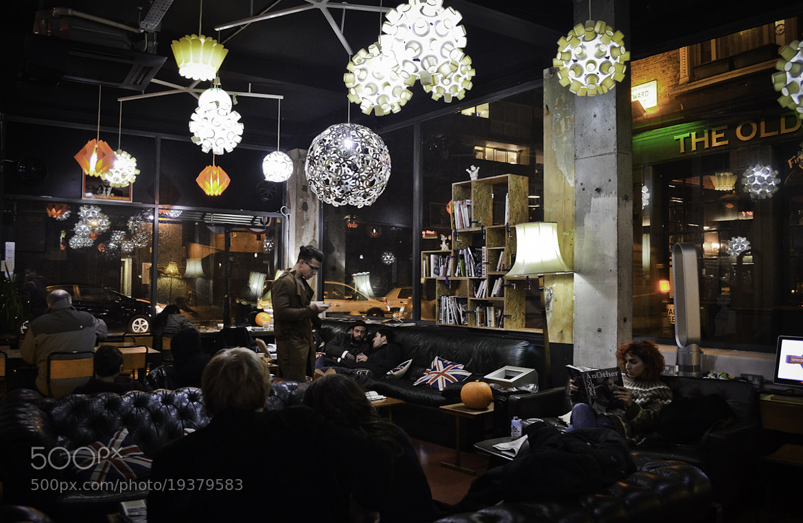 Photograph Blade Runner Café by Sven Loach on 500px