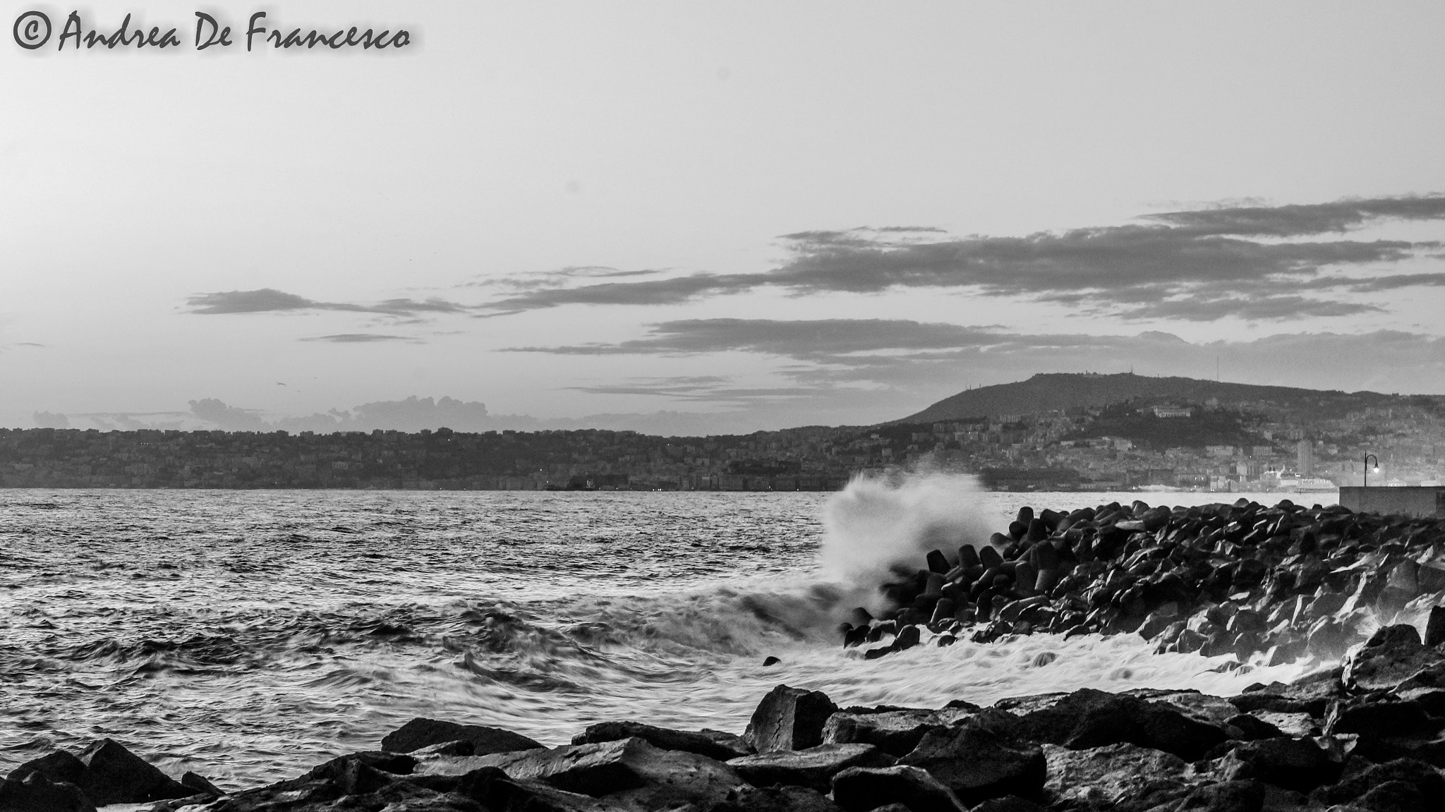 Photograph Waves on the reef by Andrea De Francesco on 500px