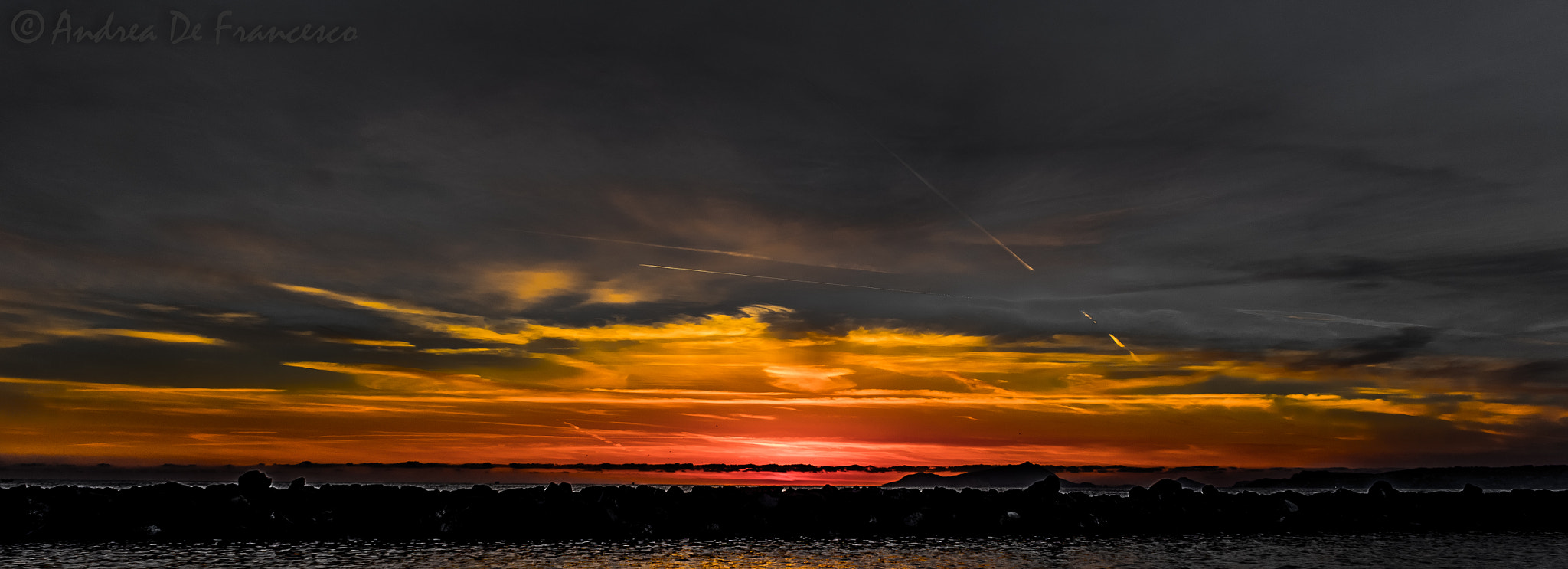 Photograph Apocalypse sunset by Andrea De Francesco on 500px
