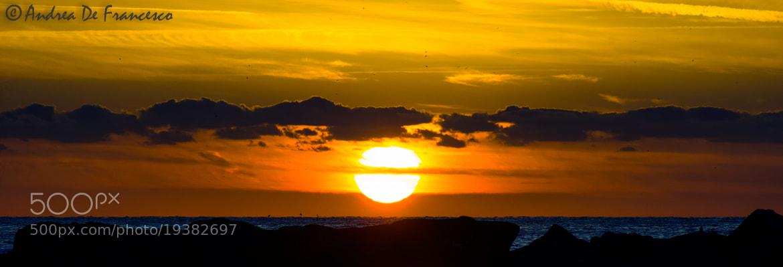 Photograph I am the sun by Andrea De Francesco on 500px