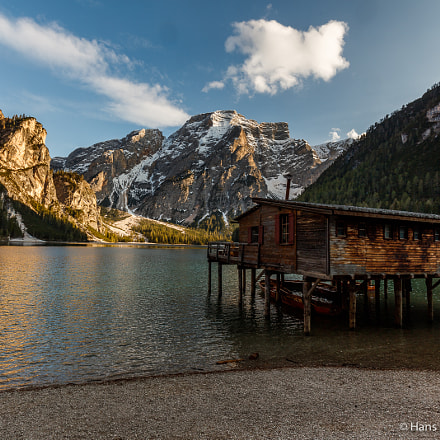 Setting sun at Lago, Canon EOS 5DS R, Canon EF 16-35mm f/4L IS USM
