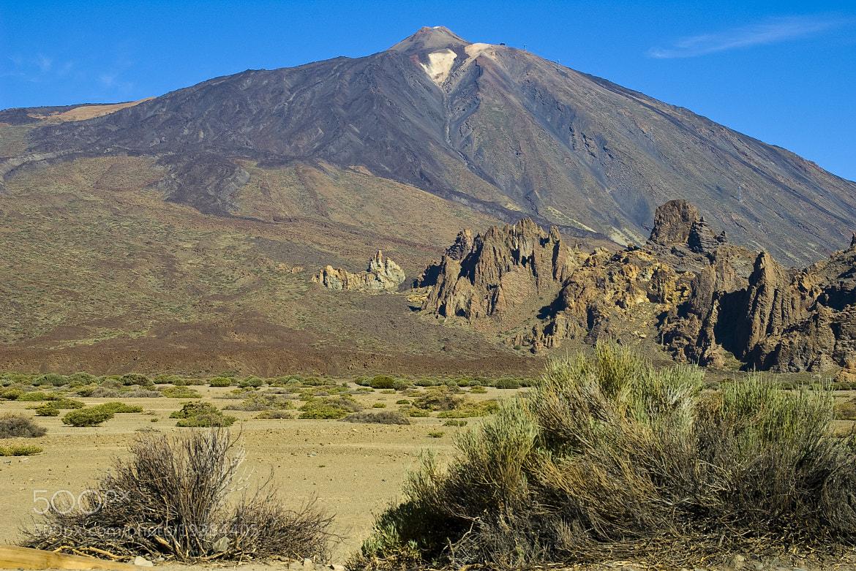 Photograph Pico Del Teide by Michał Sleczek on 500px