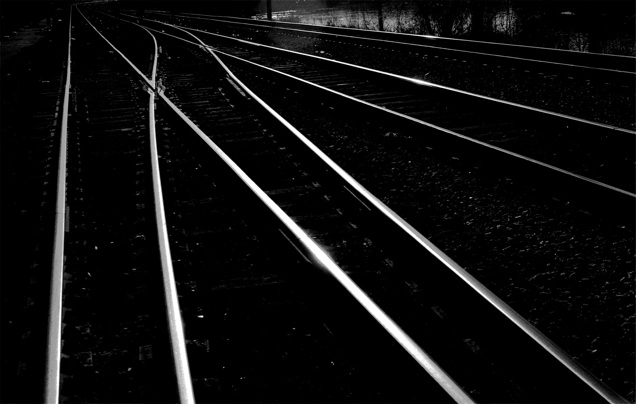 Photograph Tracks by Gene Myers on 500px