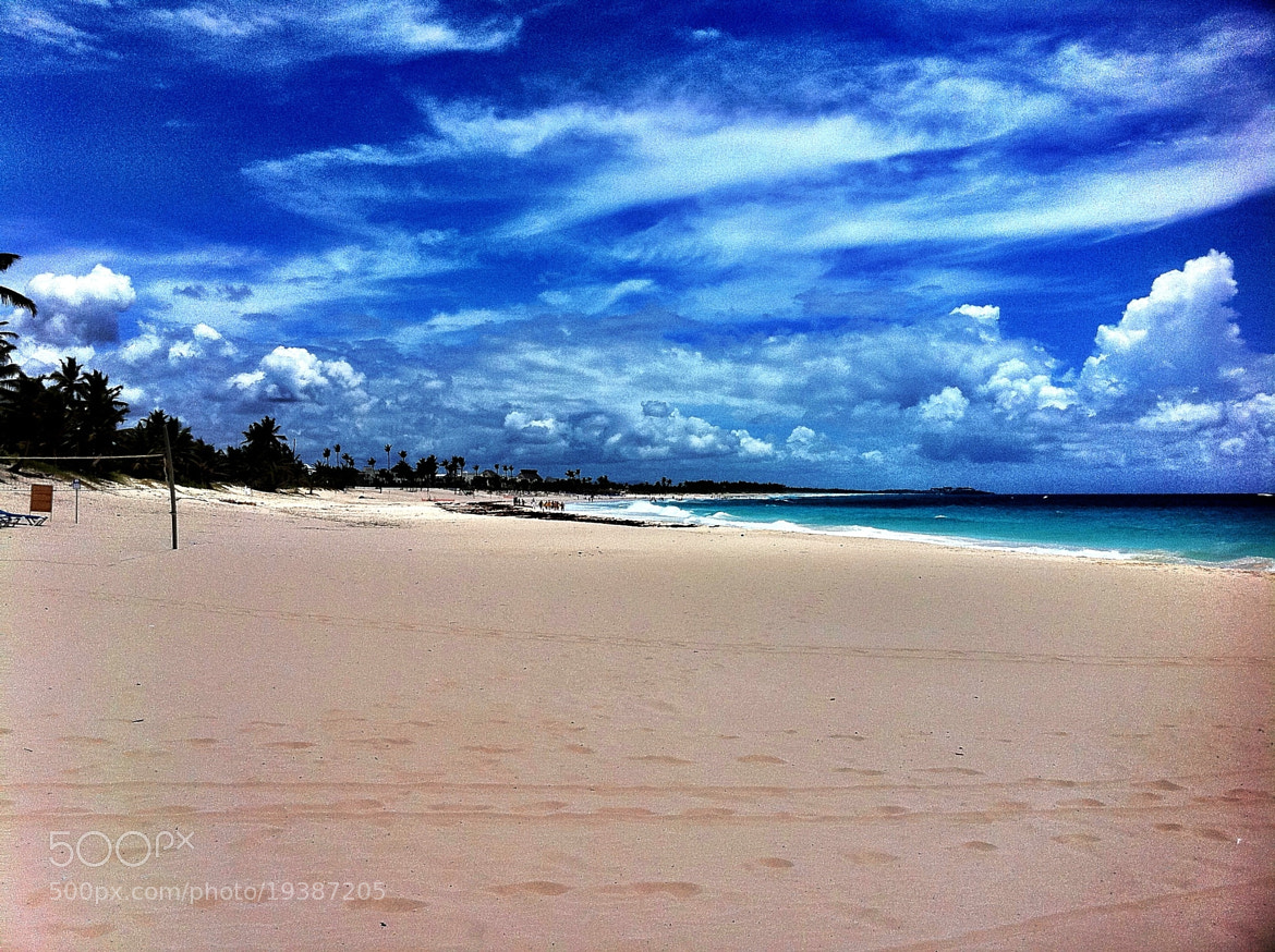 Photograph Punta Cana by Rand Miranda on 500px