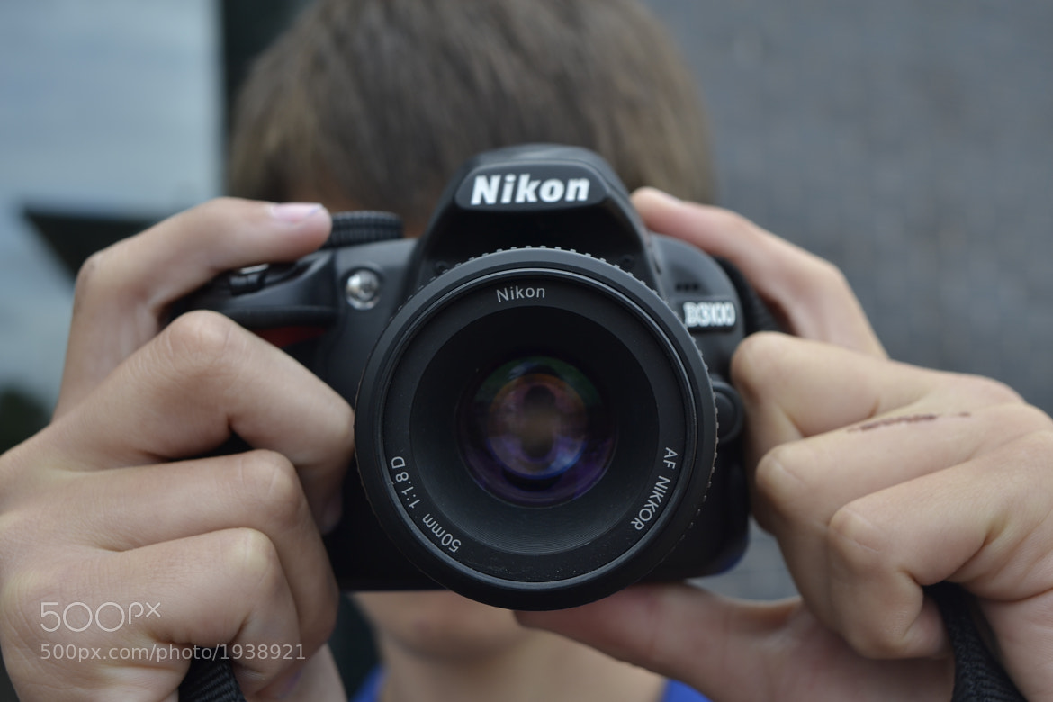 Photograph I am a NIKON by Oliver Warlow on 500px