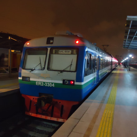 Electric train of Azerbaijan, Sony DSC-W550