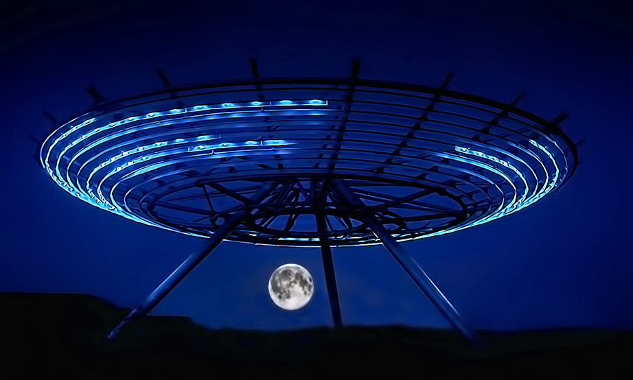 Photograph Panoptican by Richard Tierney on 500px