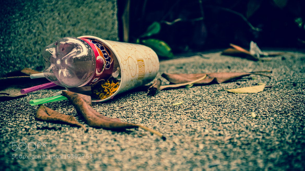 Photograph The waste by Saranyu Wongwian on 500px