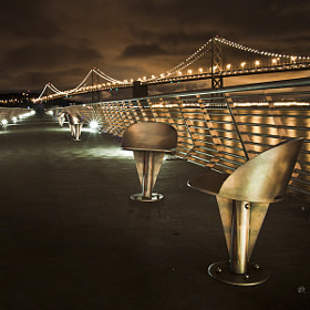 Bay Bridge from Pier 14 - San Francisco by Dominique  Palombieri (dompix)) on 500px.com