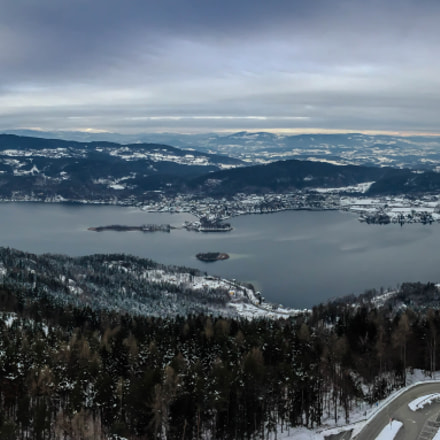 Wörthersee in winter, Apple iPhone 6, iPhone 6 back camera 4.15mm f/2.2